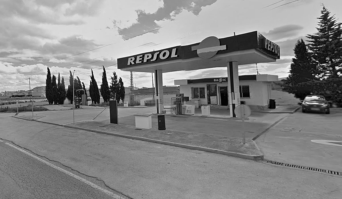 Repsol - Camporrobles